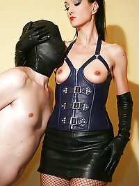 Milked and teased by the Mistress