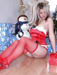 Christmas Santa Outfit