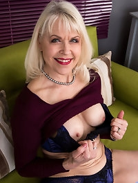 Lusty grandma Margaret Holt is 64 and still up for a good..