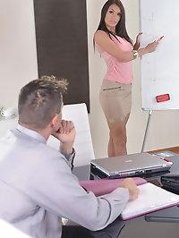 CEO Jizz - Business Meeting Leads To Ass Fucking