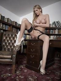 Luscious Librarian