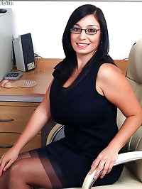 Michelle Bond - My office...