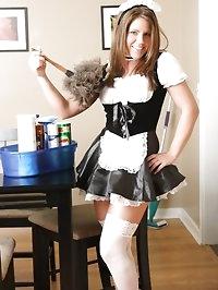 Stripping Maid