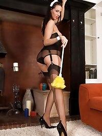 Tammy Lee - Maid for pleasure...