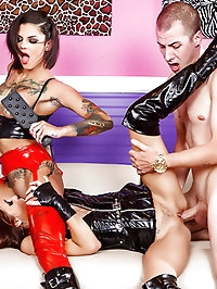 Gia Dimarco, Bonnie Rotten Pictures in Caught at the..