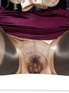 Hairy Nylon Pics