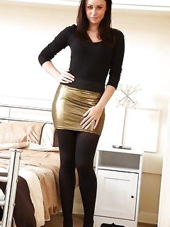 Miniskirt Nylon Pics