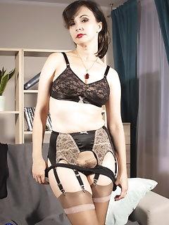 Suspenders Nylon Pics