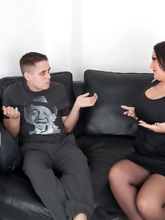 Big Tits Nylon Pics