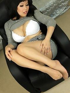 Asian Nylon Pics