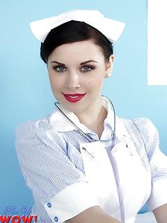 Nurse Nylon Pics