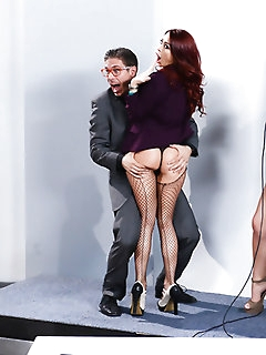 Office Nylon Pics