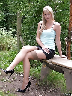 Outdoor Nylon Pics