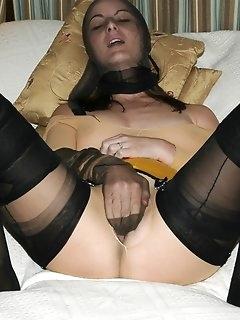 Bodystockings Nylon Pics